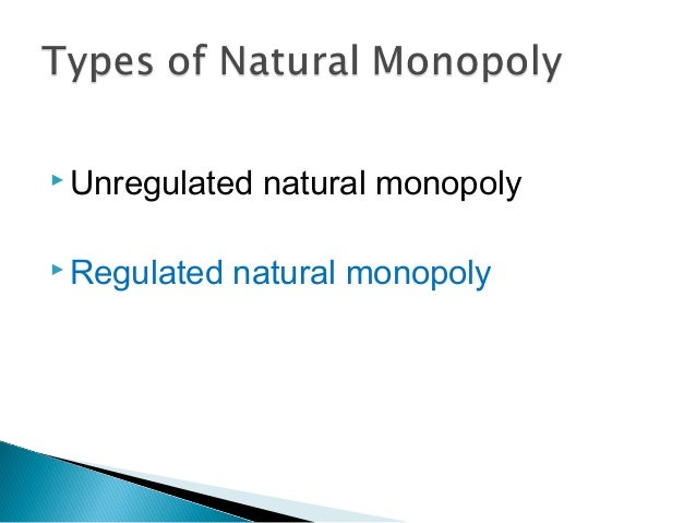 reasons for inefficiency in monopolies Monopoly and perfect competition compared i definitions of efficiency a technological efficiency occurs when: monopoly is not as inefficient as thought.