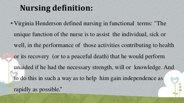 Unit2 nursing as a profession . Slide 2
