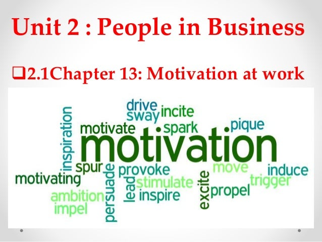 unit 2 people business coursework Aqa as business studies unit 2 course companion aqa as business studies – unit 2: section 2 - people in business.