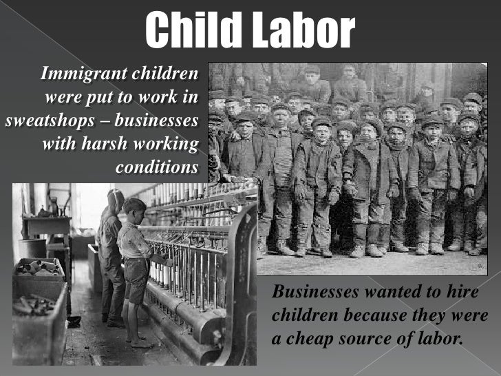 american industrial development and the poor working conditions of laborers in the 1900s Age of betrayal: the triumph of money in america, 1865-1900 [click the title to  buy this  so free labor and slave labor fought, but it was wage labor—industrial .