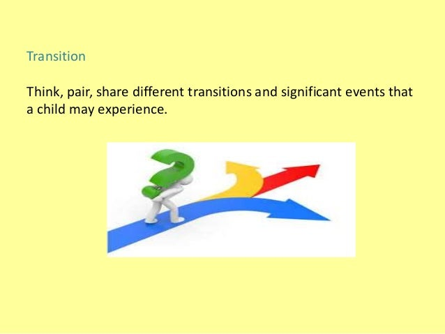 How Different Transitions Affect Child Development