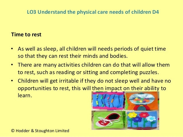 explain when and why babies and young children require periods of quiet to rest and sleep Young children don't sleep per 24-hour period this suggests that even as babies likely to sleep the night children who need you to be.