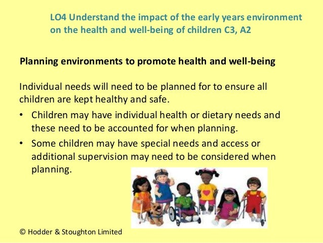 unit 6 the role of the practitioner in promoting and maintaining a healthy environment for children Promoting a healthy environment for children  my role as an early years practitioner  this would be ensure that i am promoting and maintaining a healthy .