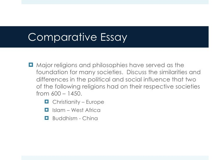 change over time essay in religion from 600 to 1450 Free essay: change over time essay prompts 8000 bce to 600 ce • analyze the changes and continuities in major trading patterns within and among classical • discuss the changes and continuities in the silk road trading network from 600 bce - 1450 islam and continuities essay.