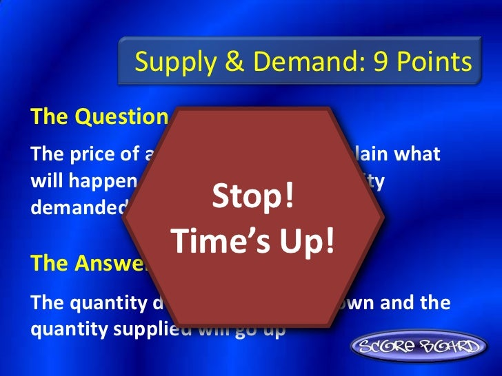 review of supply and demand for Supply chain management review is your comprehensive resource for news and information on supply chain management, transportation and warehousing.