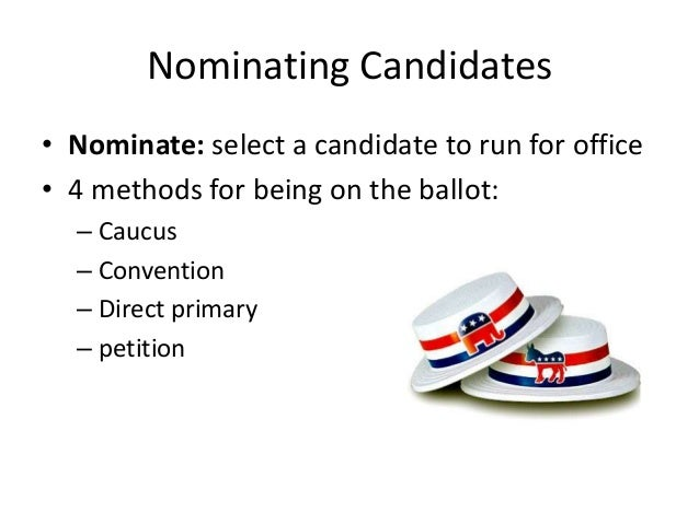 campaigns and voting behavior Ap government and politics search this site  campaigns and voting behavior topic 1:  campaigns and the electorate  .
