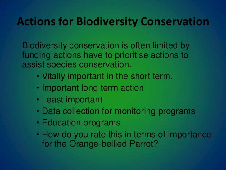 population and habitat viability analysis Population viability analysis (pva) is a species-specific method of risk  assessment frequently  it is impossible to incorporate all future possibilities into  a pva: habitats may change, catastrophes may occur, new diseases may be  introduced.