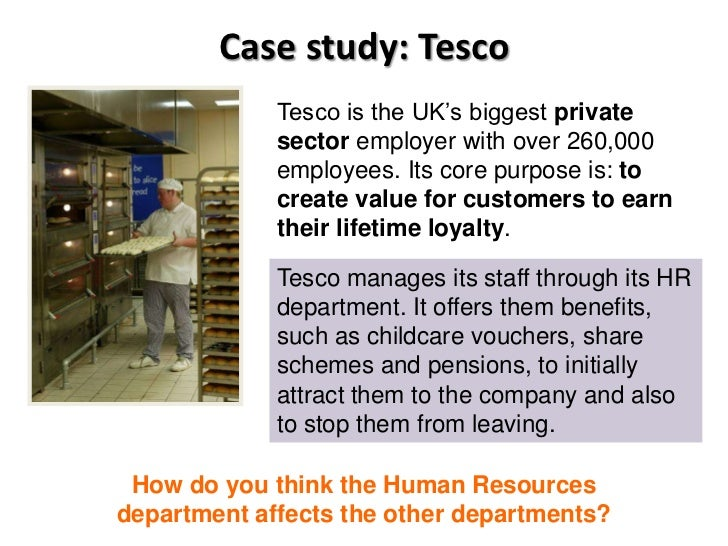 Tesco Case Global Business Expansion Strategy