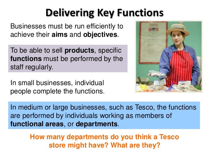 tesco functional areas ict Ø administration and ict support Ø  tesco's functional areas tesco plc is a british-based international grocery and general merchandising retail chain.