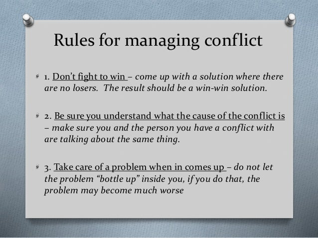 conflict unit 3 Unit 3: conflict and change chart (h135) chapter 7: conflict and conflict resolution thinking it over questions 1 a) do you think the news would be better if reporters told us only about good news.