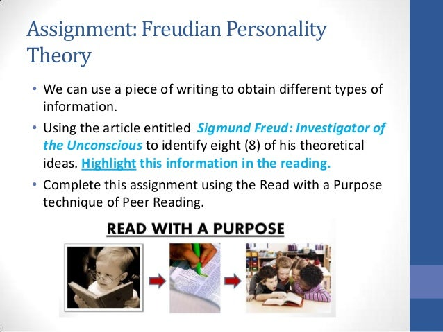 an overview of the different opinions about sigmund freud and his ideas Sigmund freud (/ f r ɔɪ d / froyd he had become a whole climate of opinion / under whom we conduct our different reich was also developing his ideas.