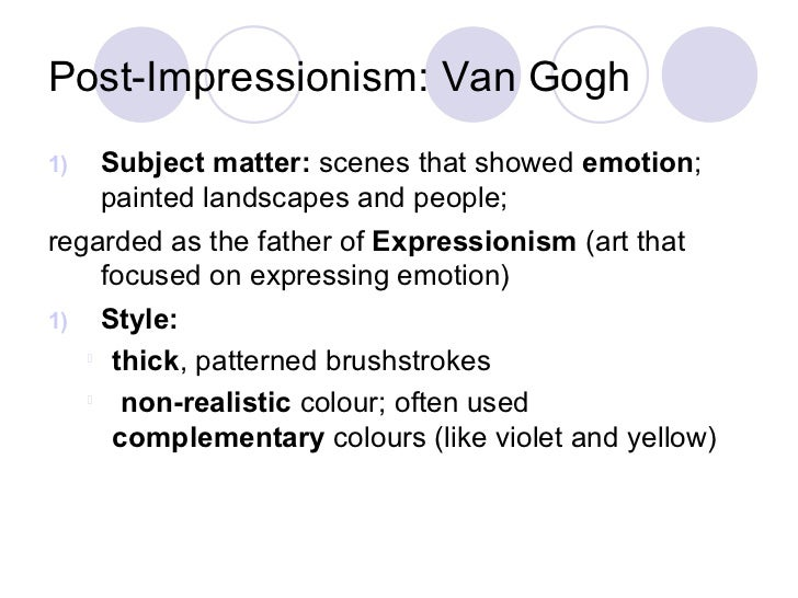 Gr 9 landscape art history for In their paintings the impressionists often focused on