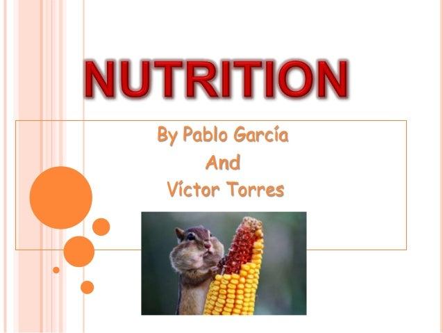 By Pablo García And Víctor Torres