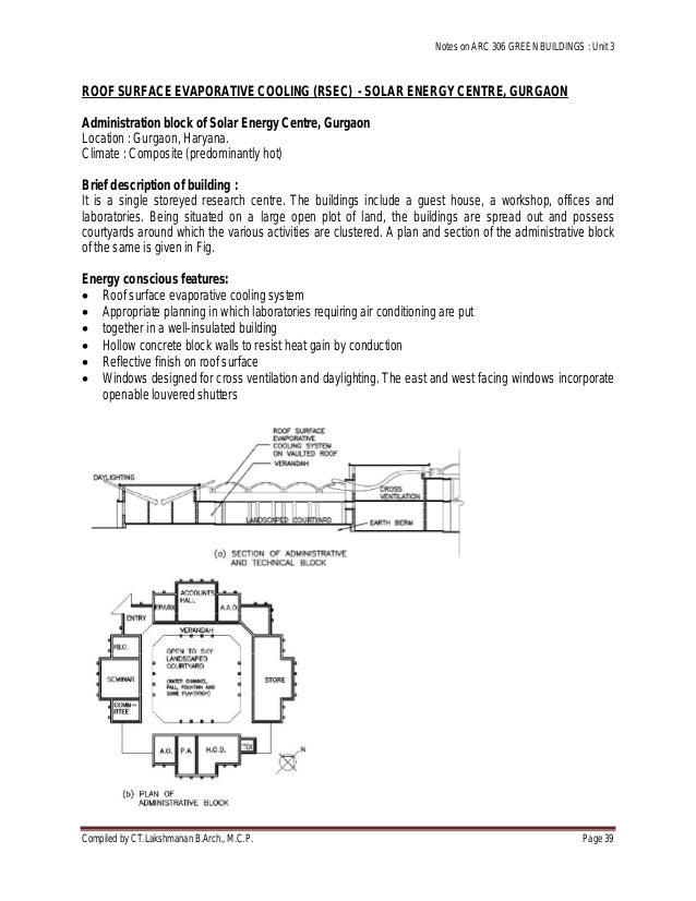 passive cooling techniques in buildings pdf