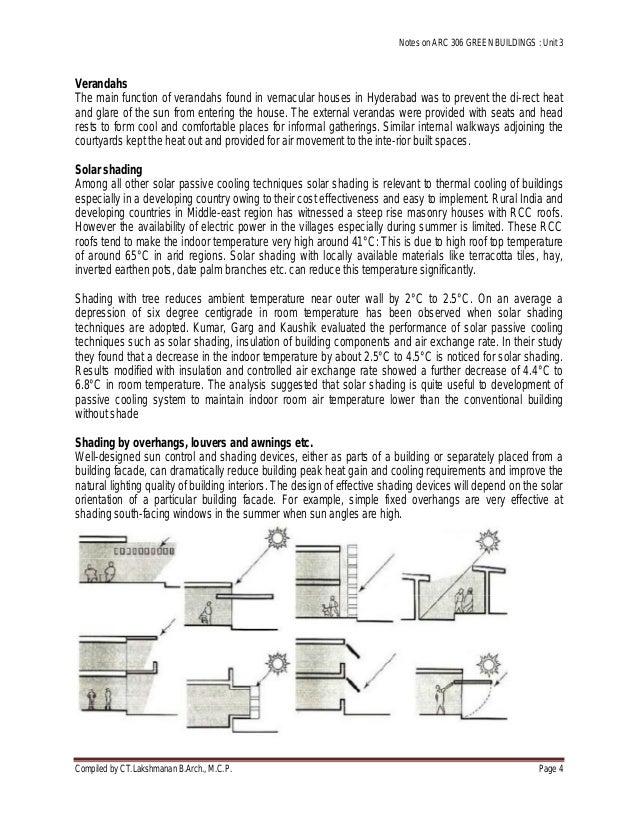 green buildings passive cooling techniques. Black Bedroom Furniture Sets. Home Design Ideas