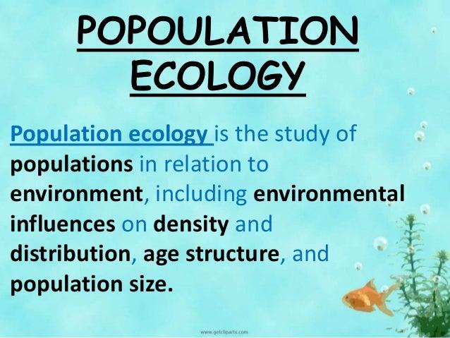 UNIT 3 POPULATION ECOLOGY (1)