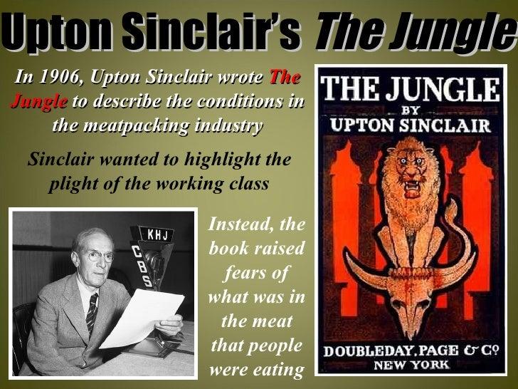 jungle upton sinclair essay