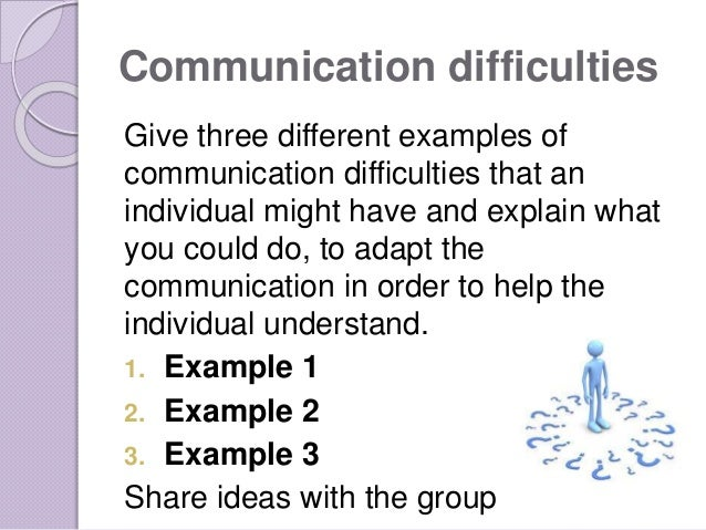 effective communication in health care Bookcomp/ health administration press/ journal of healthcare management and maintain effective working relationships the communication and relationship.