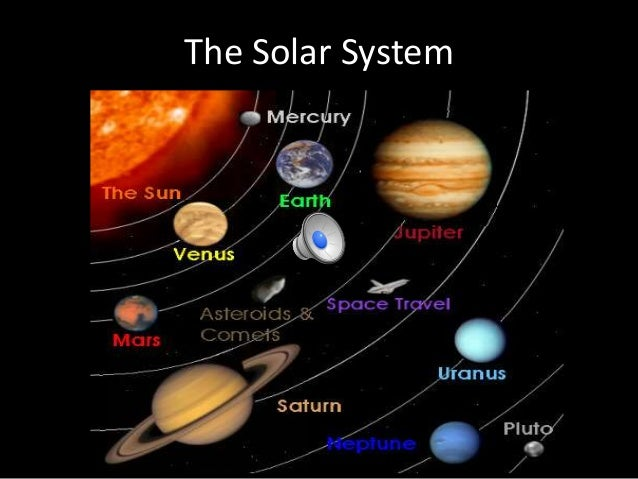powerpoint presentation on planets - photo #42