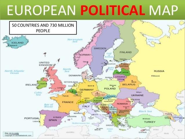 Map Of Europe Plain.Unit 3 Social