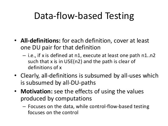 unit testing in software testing pdf