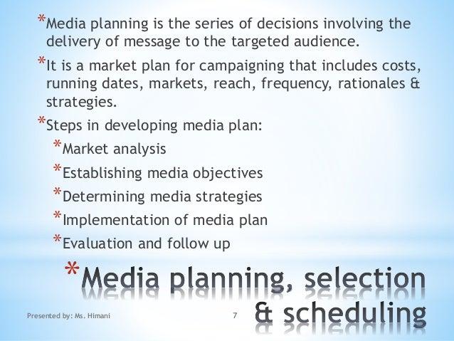 unit 4 advertising media strategy