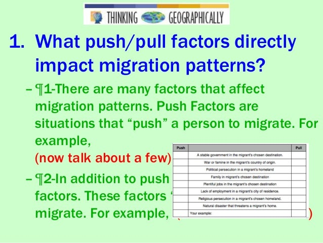 migration essay questions Name_____ap human geography class pd____ immigrant interview essay format in corporate the answers to the questions in essay of migration did your.