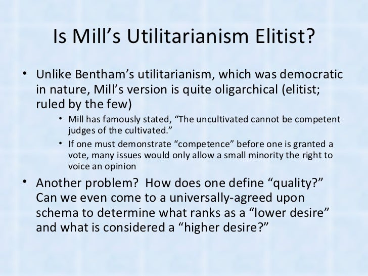 explain benthams utilitarianism Start studying bentham, mill learn vocabulary, terms, and more with flashcards, games, and other study tools.
