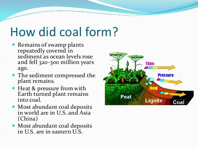 Unit 4 ch 17 s1 energy resources & fossil fuels