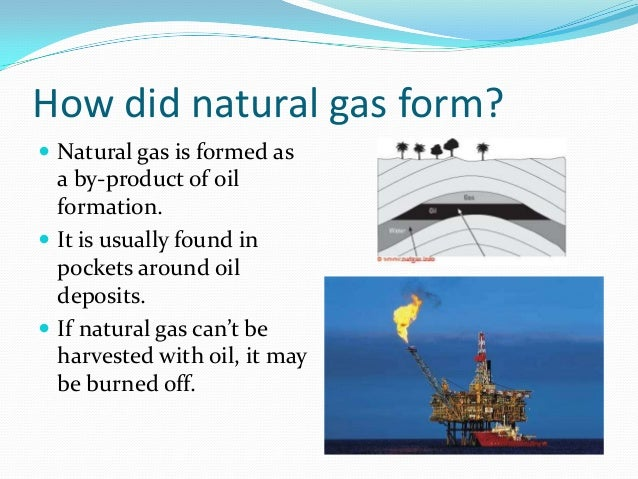 How Did Petroleum And Natural Gas Form