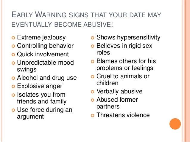 Manipulator signs