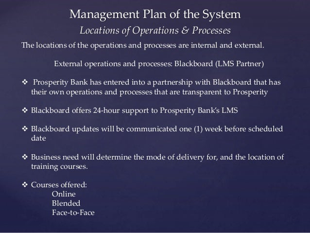 Unit 4 The Design and Layout of LMS Management Plan  Slide 2