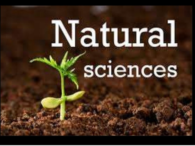 Natural sciences. 3th grade