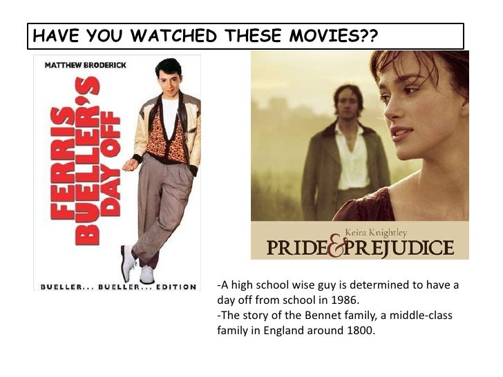 HAVE YOU WATCHED THESE MOVIES??<br />-A high school wise guy is determined to have a day off from school in 1986.<br />-Th...