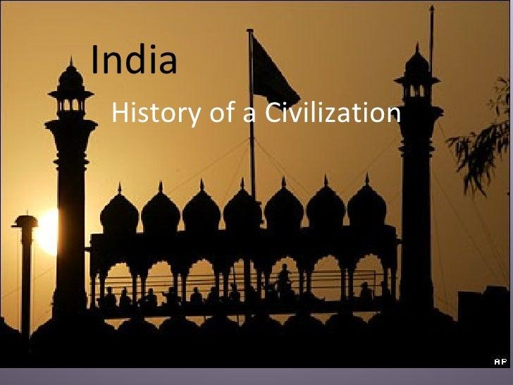 Unit 4 lesson 2 india history of a civilization