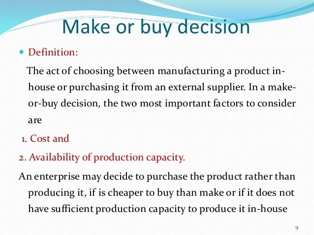 managing financial resources and decisions definition