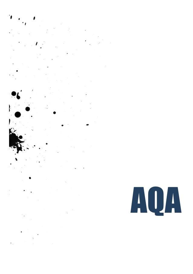 Biology  A2   Unit  4  Revision  Notes       AQA