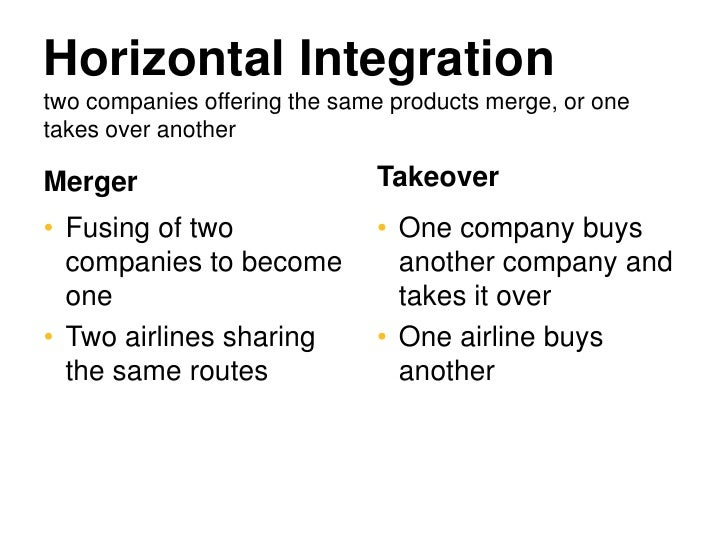 vertical and horizontal integration in tourism Keywords tour operators, mergers in tourism, vertical-horizontal integration,  tourism  vertical and horizontal integration in tourism industry is stated through  tui.