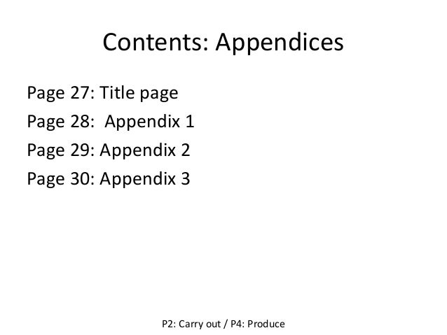 Summary: Unit 7 - Management Accounting - P2 M1 D1