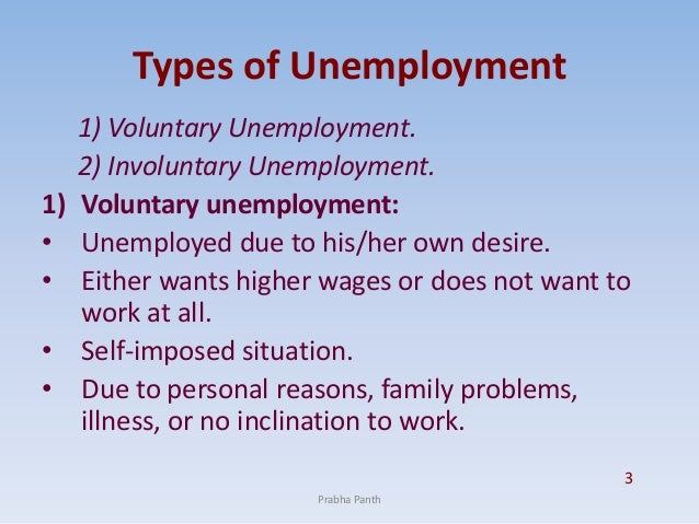 3 types of unemployment in malaysia Various types of unemployment 711 words feb 5th, 2018 3 pages united states is not an exception, citizens have complained to the government for lack of job and have.