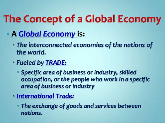 Image result for interconnected global economy