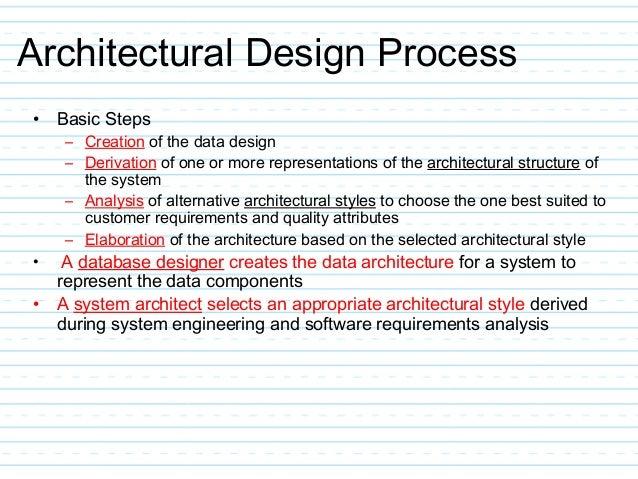 architecture design process steps pdf somurich com