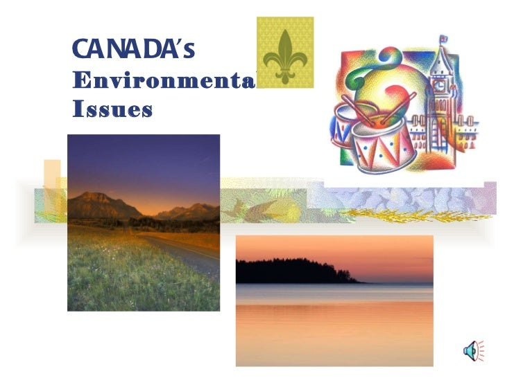 an introduction to the environmental problem in canada Environmental engineering syllabus 2018 february 2018 page 1 of 6 introduction the canadian engineering qualifications board of engineers canada issues the examination.
