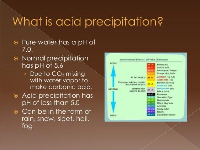 Unit 5 Ch 12 S3 Acid Precipitation