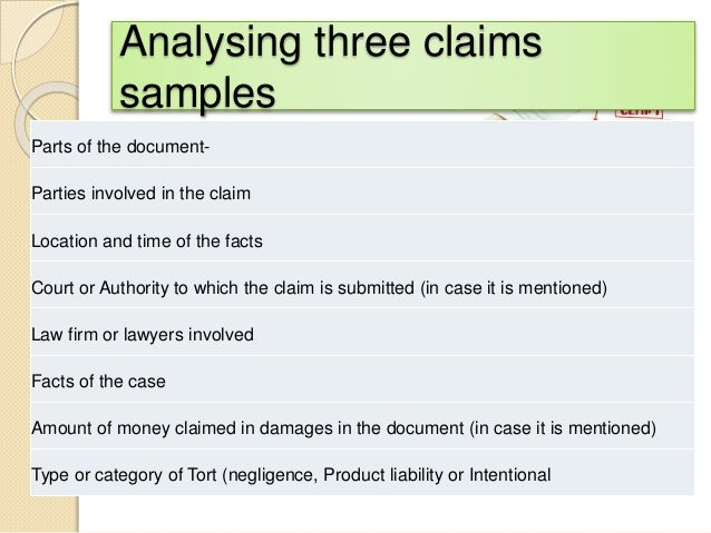"""unit 5 tort law midterm essay Sample exam questions, business law  5 a state homicide  store owners' """"conditional privilege"""" defense against intentional tort claims brought by."""