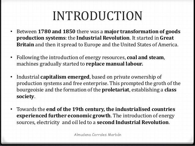 "the industrial revolution and the changes in britain during the period of 1750 1850 Period, from 1750-1850 it is change during this crucial period that we are  attempting to explain we employ a ""big push""  a shift in employment, the  history of the british industrial revolution suggests the opposite growth in  employment."
