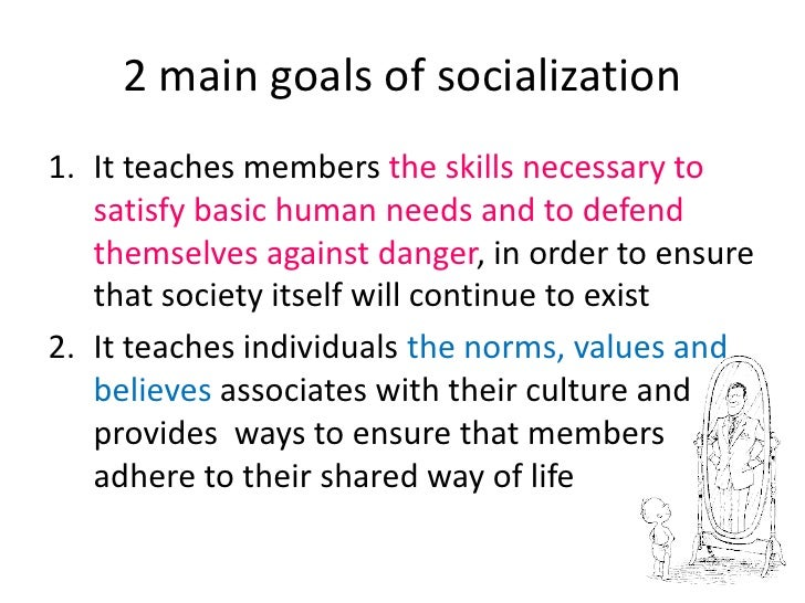 Unit 5 The Self Interaction And Socialization