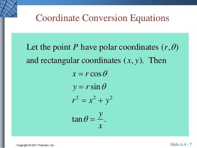 SOLUTION: Find all polar coordinates of point P where P