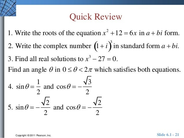Writing Complex Numbers In Standard Form Barearsbackyard