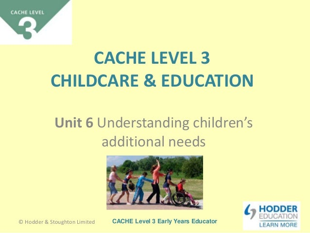 cache level 3 unit 1 working Cache qualification specification  cache level 2 supporting teaching cache level 2 certificate in supporting teaching and totalling 24 credits, 1 unit (3.